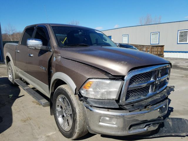 Salvage cars for sale from Copart Duryea, PA: 2010 Dodge RAM 1500