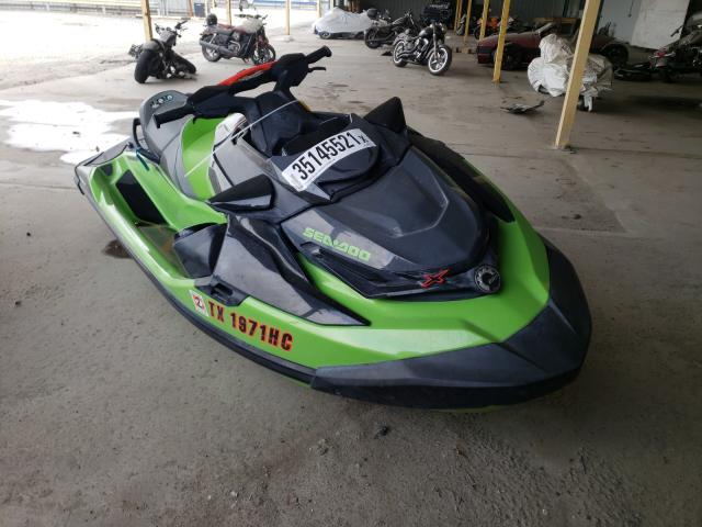 Salvage cars for sale from Copart Corpus Christi, TX: 2020 Seadoo Rxtx