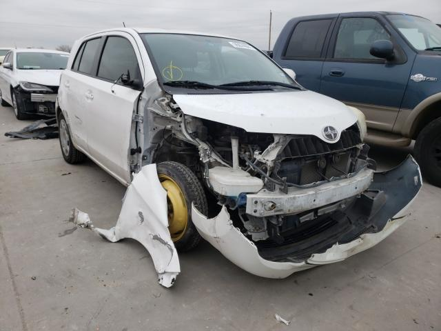 Salvage cars for sale from Copart Grand Prairie, TX: 2009 Scion XD