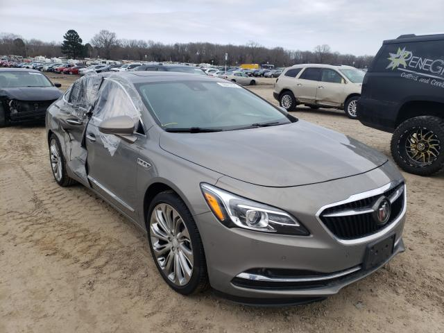 Salvage cars for sale from Copart Conway, AR: 2017 Buick Lacrosse P