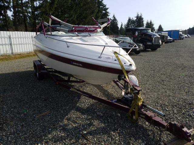 Glastron Boat With Trailer salvage cars for sale: 1999 Glastron Boat With Trailer