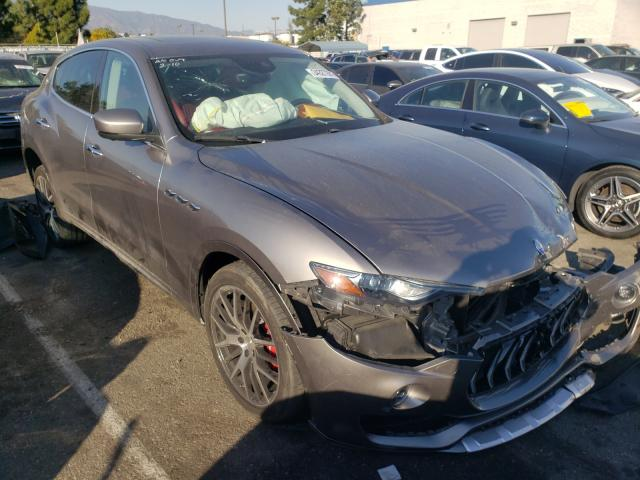 Maserati Levante salvage cars for sale: 2017 Maserati Levante