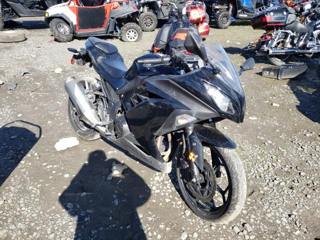 Salvage cars for sale from Copart Eugene, OR: 2013 Kawasaki Ninja