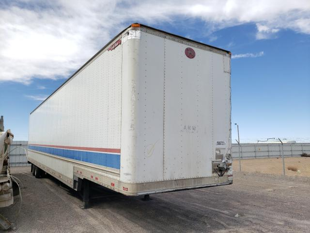 Salvage cars for sale from Copart Anthony, TX: 2012 Great Dane Trailer
