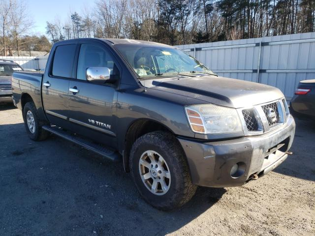 2005 Nissan Titan XE for sale in Fredericksburg, VA