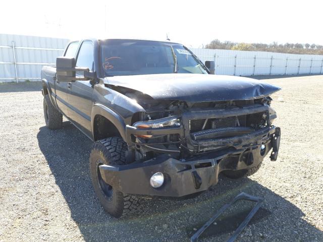 GMC Vehiculos salvage en venta: 2005 GMC Sierra K25