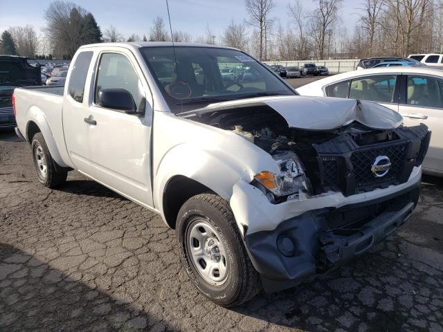 Nissan Frontier S salvage cars for sale: 2016 Nissan Frontier S