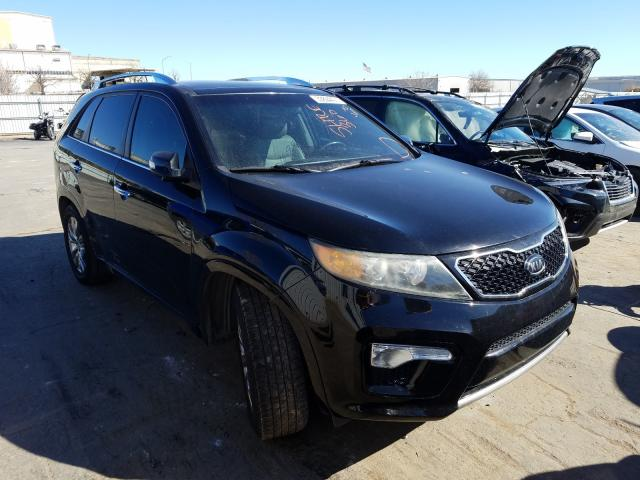 2011 KIA Sorento SX for sale in Tulsa, OK