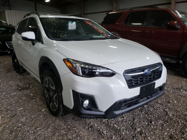 Salvage cars for sale from Copart Houston, TX: 2018 Subaru Crosstrek