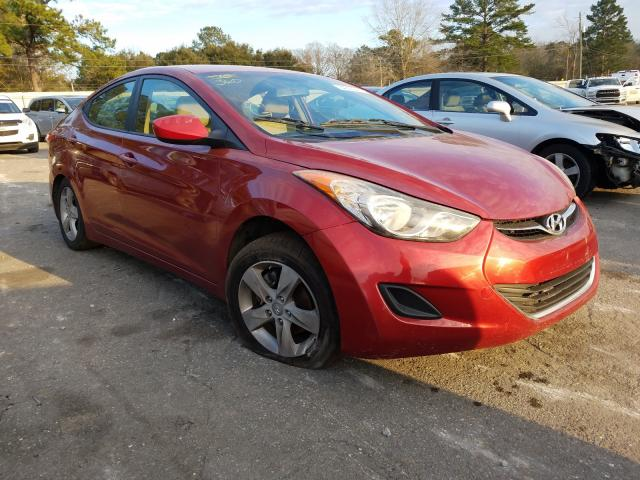 Hyundai Elantra salvage cars for sale: 2011 Hyundai Elantra