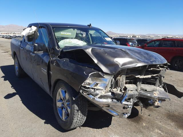 Salvage cars for sale from Copart Las Vegas, NV: 2016 Dodge RAM 1500 SLT