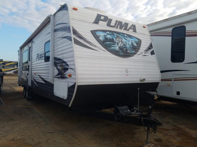 Puma salvage cars for sale: 2014 Puma Palomino