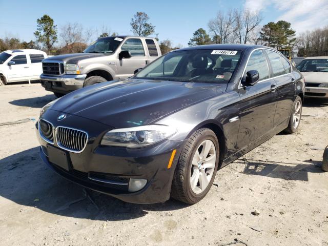 BMW 5 SERIES 2013 1