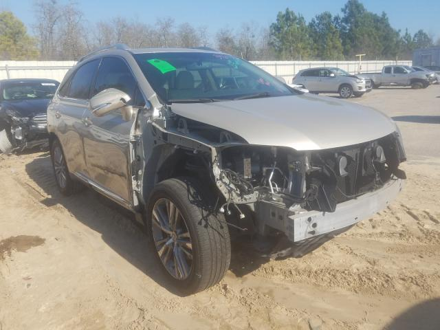 Salvage cars for sale from Copart Gaston, SC: 2015 Lexus RX 350