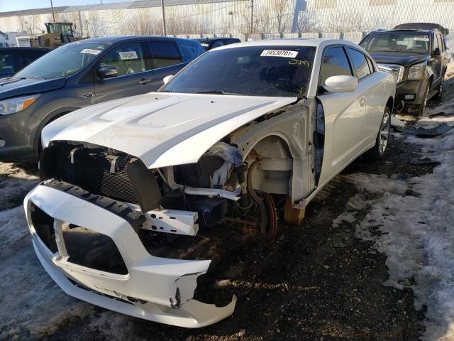 2014 DODGE CHARGER SX 2C3CDXHG0EH155229