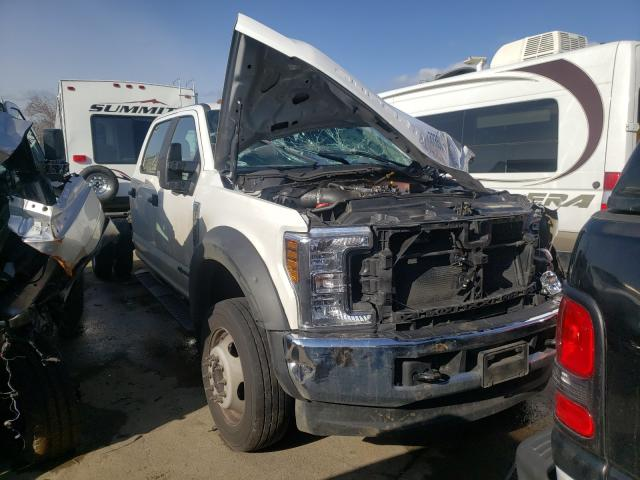 Ford salvage cars for sale: 2019 Ford F450 Super