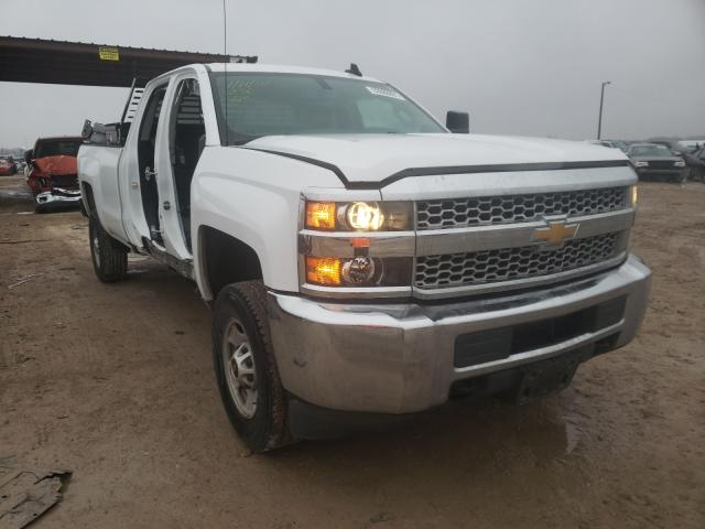 Salvage cars for sale from Copart Temple, TX: 2019 Chevrolet Silverado
