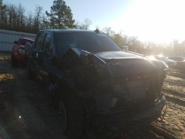 Salvage cars for sale from Copart Gaston, SC: 2021 GMC Sierra K15