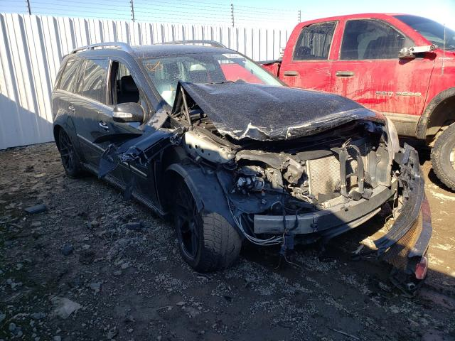 Salvage cars for sale from Copart Lawrenceburg, KY: 2008 Mercedes-Benz GL 550 4matic