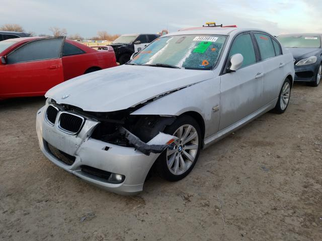 2011 BMW 328 XI - Left Front View