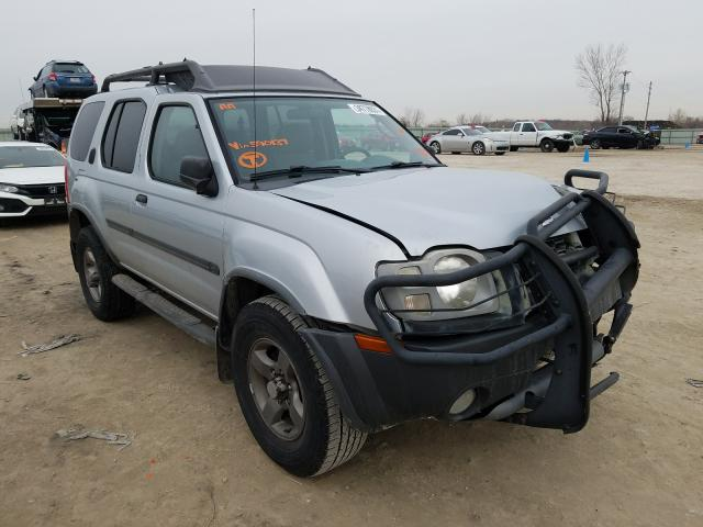 Salvage cars for sale from Copart Kansas City, KS: 2002 Nissan Xterra XE