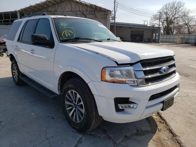 Salvage cars for sale from Copart Corpus Christi, TX: 2017 Ford Expedition