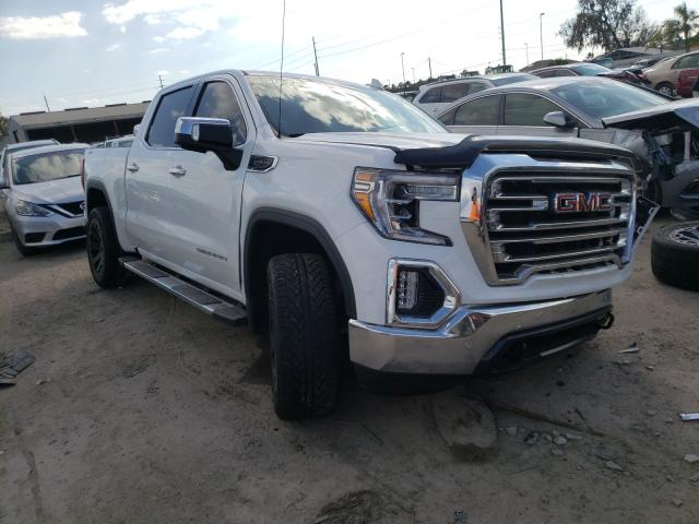 GMC Sierra salvage cars for sale: 2019 GMC Sierra