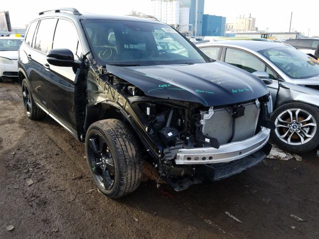 Honda Passport E salvage cars for sale: 2019 Honda Passport E