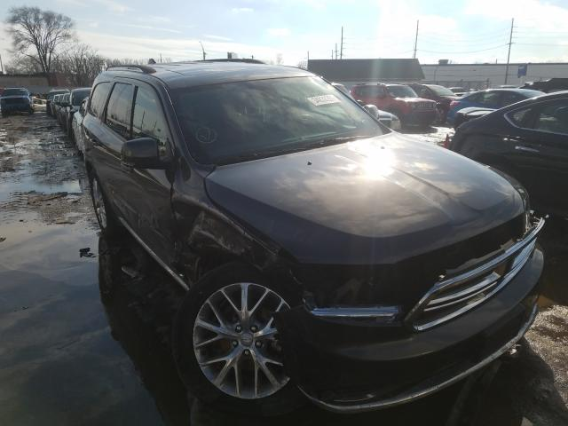 2016 Dodge Durango LI en venta en Hammond, IN