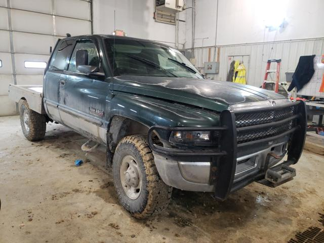 Salvage cars for sale from Copart Columbia, MO: 2001 Dodge RAM 2500
