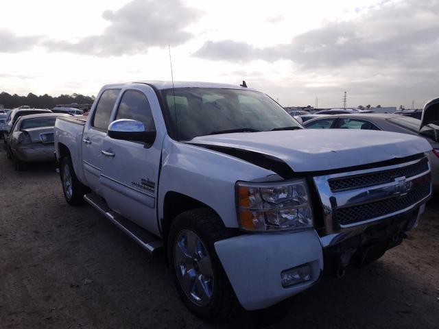 2011 Chevrolet Silverado for sale in Houston, TX