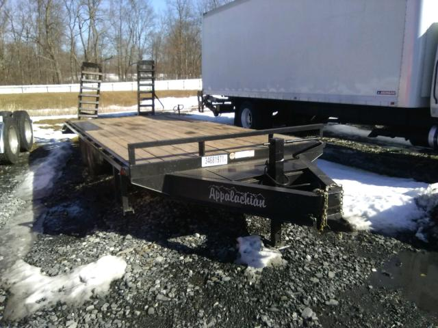 Salvage cars for sale from Copart Grantville, PA: 2019 Appa Trailer
