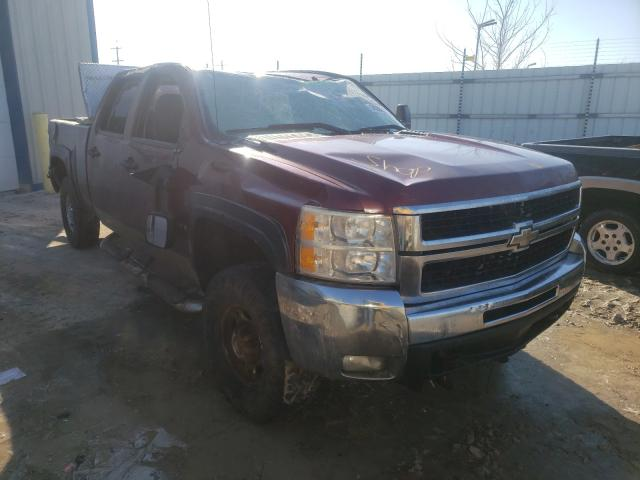 Salvage cars for sale from Copart Appleton, WI: 2008 Chevrolet Silverado
