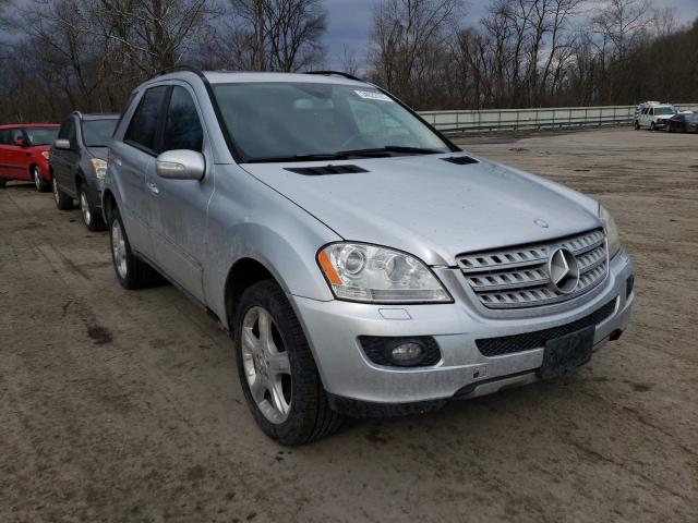 2007 Mercedes-Benz ML 350 for sale in Ellwood City, PA