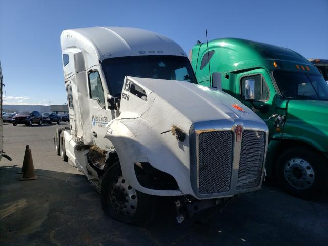 Salvage cars for sale from Copart Pasco, WA: 2020 Kenworth Construction