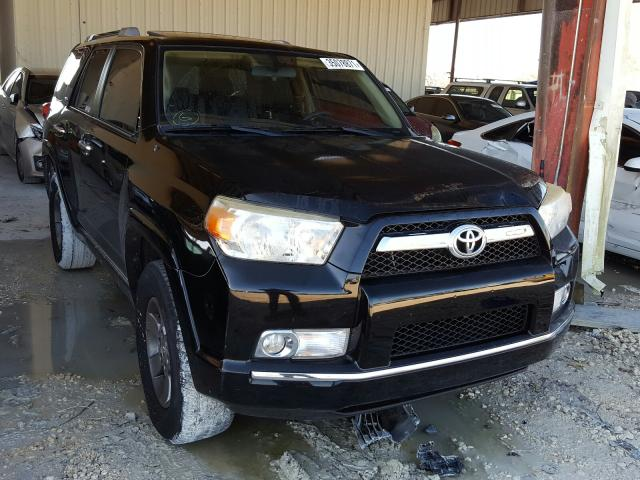 Salvage cars for sale from Copart Homestead, FL: 2013 Toyota 4runner SR
