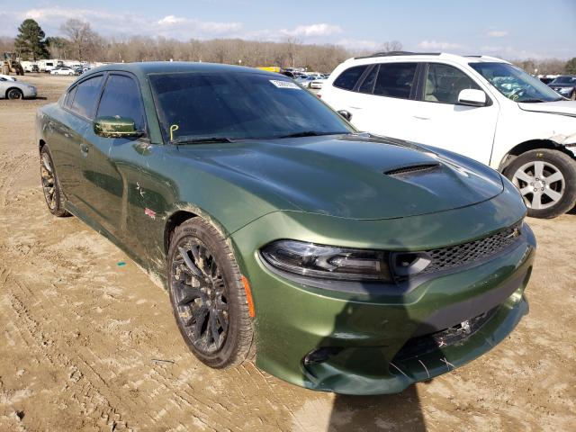 Salvage cars for sale from Copart Conway, AR: 2019 Dodge Charger SC