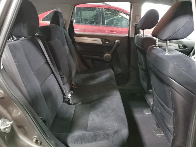 2010 HONDA CR-V EX - Interior View