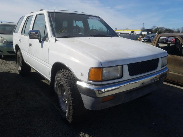 Isuzu Rodeo S salvage cars for sale: 1991 Isuzu Rodeo S