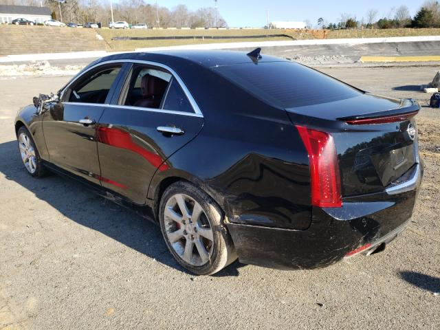 2013 CADILLAC ATS LUXURY - Right Front View