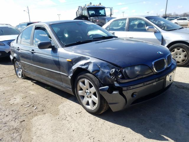 Salvage cars for sale from Copart Indianapolis, IN: 2003 BMW 325 I