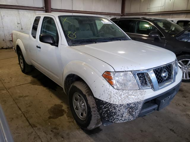 Salvage cars for sale from Copart Eldridge, IA: 2014 Nissan Frontier S