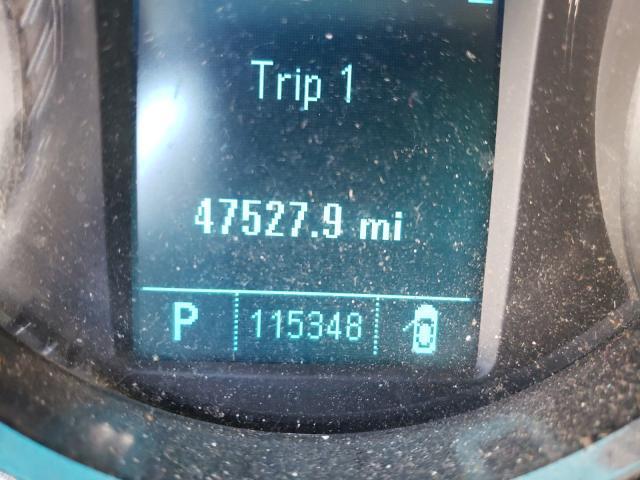 2011 CHEVROLET CRUZE LT 1G1PG5S98B7218970