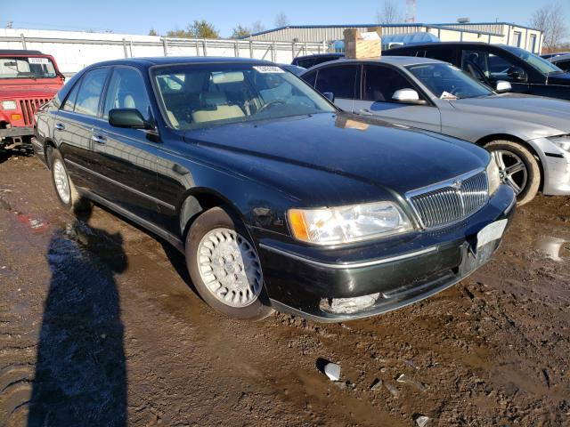 Infiniti Q45 salvage cars for sale: 1998 Infiniti Q45