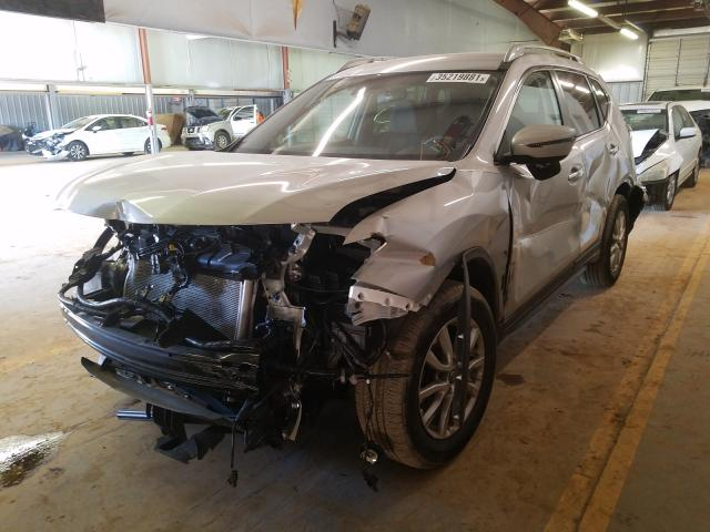 2020 NISSAN ROGUE S 5N1AT2MT3LC720306