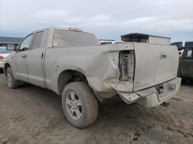 2007 TOYOTA TUNDRA DOU - Right Front View