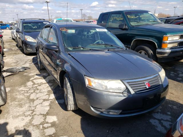 Salvage cars for sale from Copart Indianapolis, IN: 2007 Saturn Ion Level