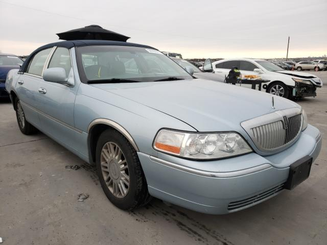 Lincoln Town Car salvage cars for sale: 2008 Lincoln Town Car