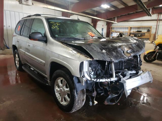 GMC salvage cars for sale: 2005 GMC Envoy