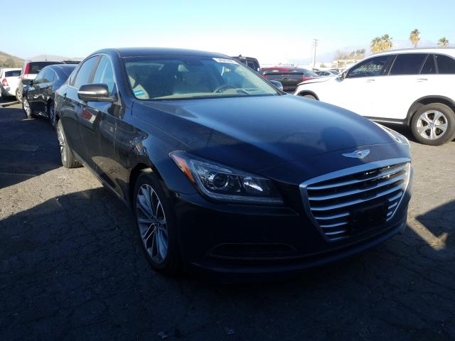 Salvage cars for sale from Copart Colton, CA: 2015 Hyundai Genesis 3